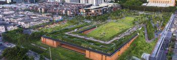 พ.ศ.2560 : พิธีเปิดอุทยาน ๑๐๐ ปี จุฬาลงกรณ์มหาวิทยาลัย